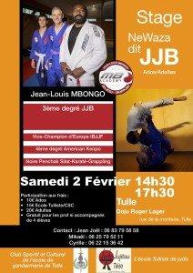 Affiche stage JJB Tulle Fevrier2019-V02.01